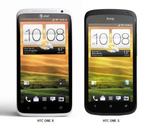 HTC One X and S